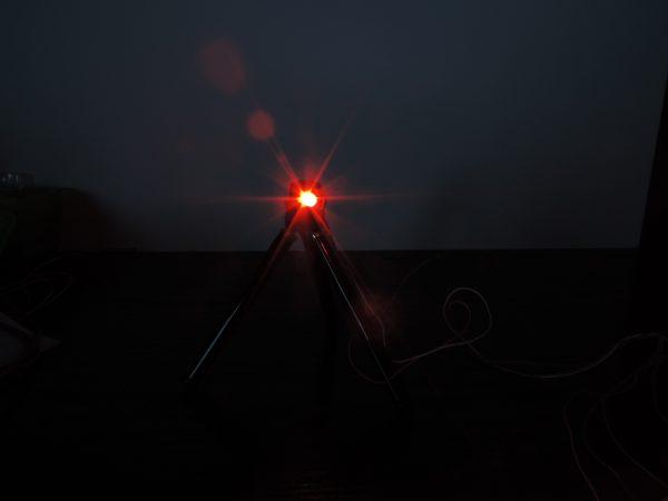 Dioda led 5mm dwukolorowa czerwono-zielona 25st wsp-anoda