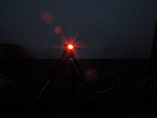 Dioda led 5mm dwukolorowa czerwono-zielona wsp-anoda czerw