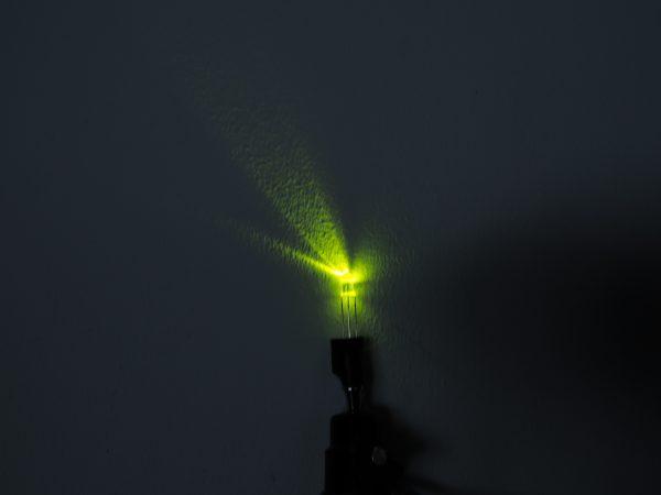 Dioda led 5mm dwukolorowa czerwono-zielona wsp-anoda zielony