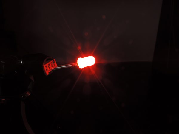 Dioda led 5mm dwukolorowa czerw-ziel dyfuzyjna